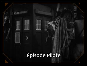 An Unearthly Child : L'épisode jamais sorti Pilot